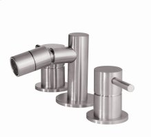 Three Hole Faucet for Bidet
