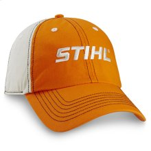 Enjoy real STIHL comfort with this unstructured cap!