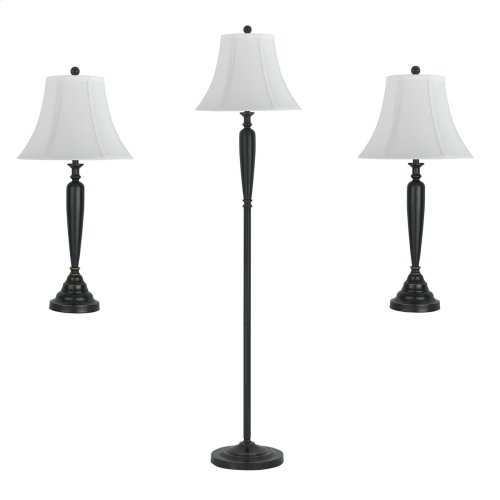 3Pcs Package, 2 TB & 1 FL Lamps