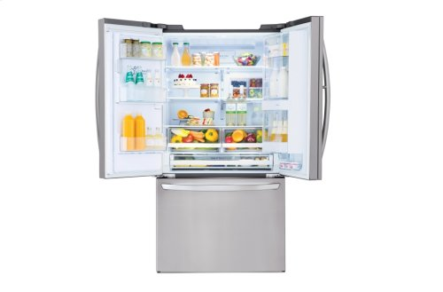 28 cu.ft. 3-Door Refrigerator with Door-in-Door®