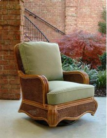 Beachview Swivel Glider