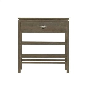 Resort Tranquility Isle Night Stand in Deck