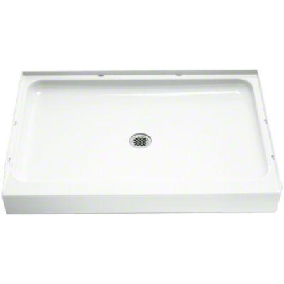"Ensemble™, Series 7212, 48"" x 34"" Shower Receptor - White"
