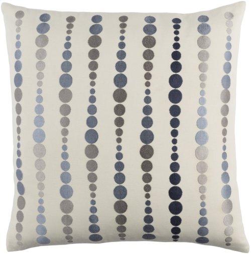 """Dewdrop DE-004 22"""" x 22"""" Pillow Shell with Down Insert"""