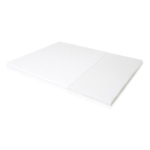 "2"" Latex Foam Mattress Topper - Full"