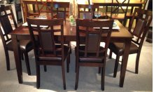 Essex Rectangle 7 Pc Dinette