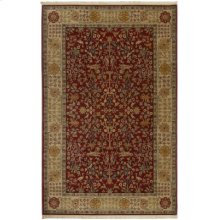 Emperors Hunt Multi Rectangle 4ft 3in X 6ft