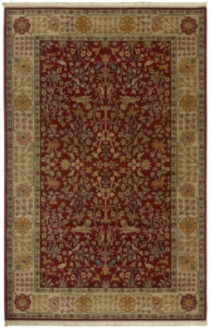 Emperors Hunt Multi Rectangle 8ft 8in X 12ft