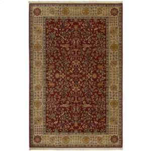 Emperors Hunt Multi Rectangle 5ft 9in X 9ft