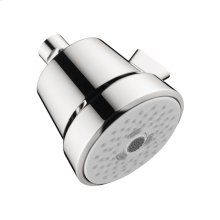 Chrome Showerhead 100 3-Jet, 2.0 GPM