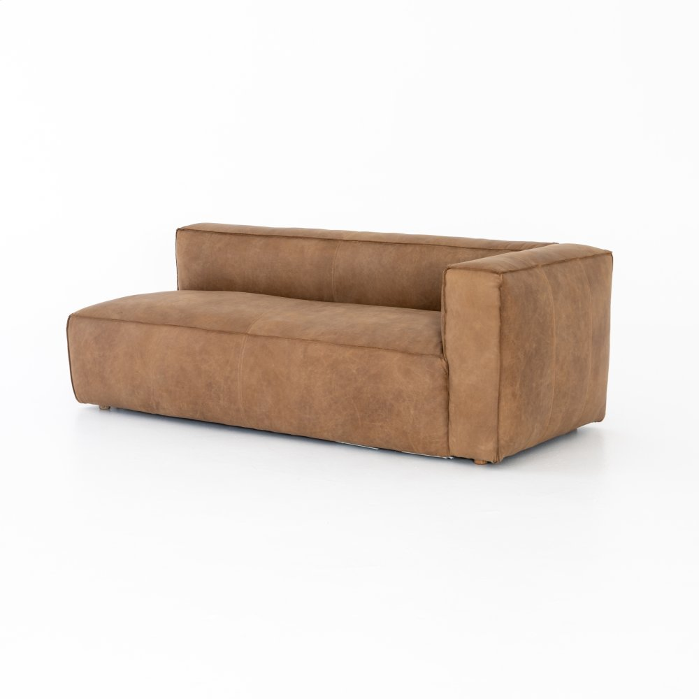 Single - Right Arm Facing Configuration Natural Washed Cover Nolita Sectional