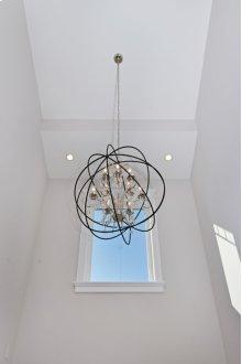 Orbit 9-Light Pendant