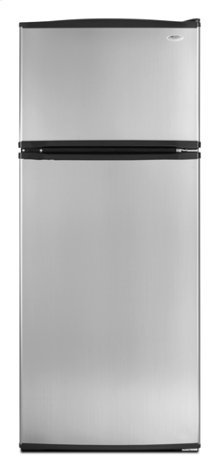 Satina Stainless Look 17.6 cu. ft. Top Mount Refrigerator