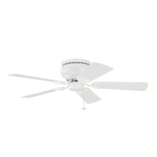 """Stratmoor 42"""" Collection 42 Inch Stratmoor Fan WH"""