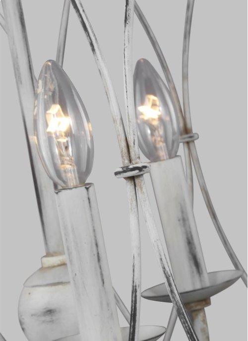 4 - Light Chandelier