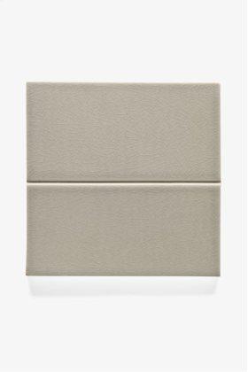 "Architectonics Handmade Odyssey Decorative Field Tile Groove Embossed 6"" x 6"" STYLE: ARDF20"