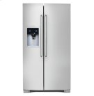 Counter-Depth Side-By-Side Refrigerator with Wave-Touch® Controls Product Image