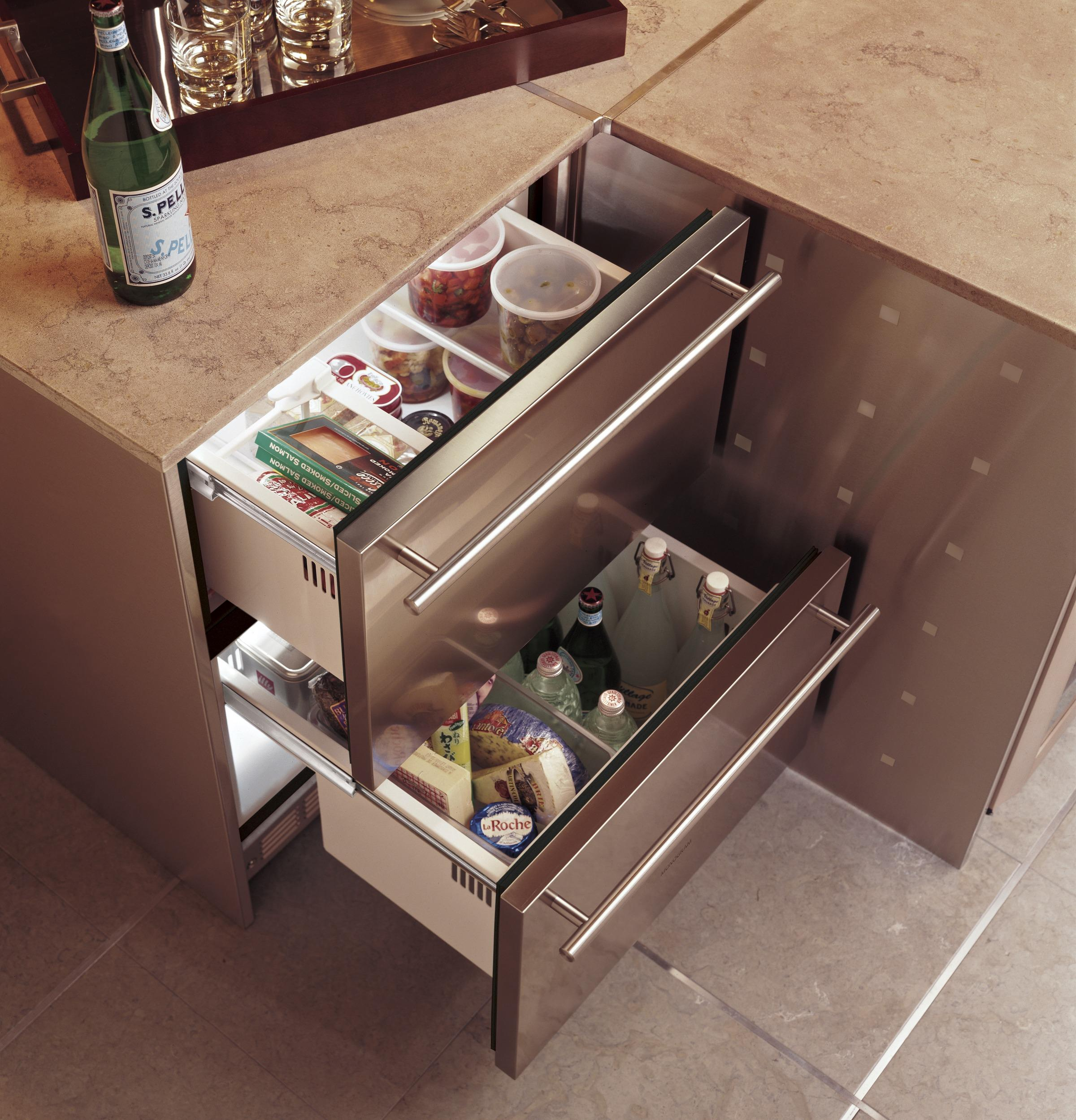 internal mug drawer refrigeration temperature multi drawers built au in refrigerated fridges freezers w cooldrawer kitchen