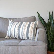 Zander Pillow - Grey / Small