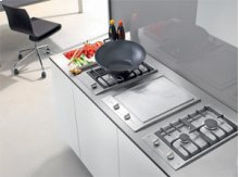 CS1000 Series Combisets Model: CS1012 Double Gas Burner™