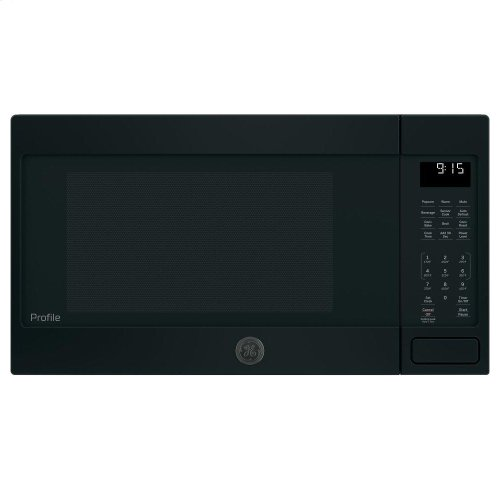 Peb9159djbb In Black By Ge Liances Henrietta Ny Profile Series 1 5 Cu Ft Countertop Convection Microwave Oven