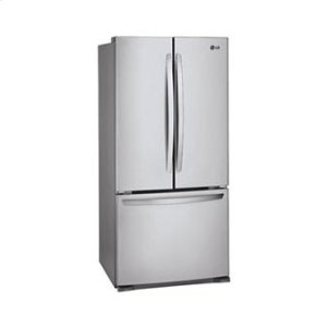 """Ultra-Large Capacity 3-Door French Door Refrigerator with Smart Cooling (Fits a 33"""" Opening)"""