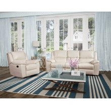 Laguna White Loveseat