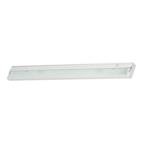 Zee-Lite Xenon 12V - 6 light, 48-inch w / lamps. White finish.