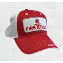 White Original Patch Logo Hats