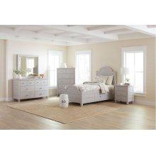 Chesapeake Dove Full Storage Bed