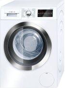 800 Series Washer - 208/240V, Cap. 2.2 cu.ft., 15 Cyc.,1,400 RPM, 49 dBA Chr./Door, AquaStop®, ENERGY STAR Product Image