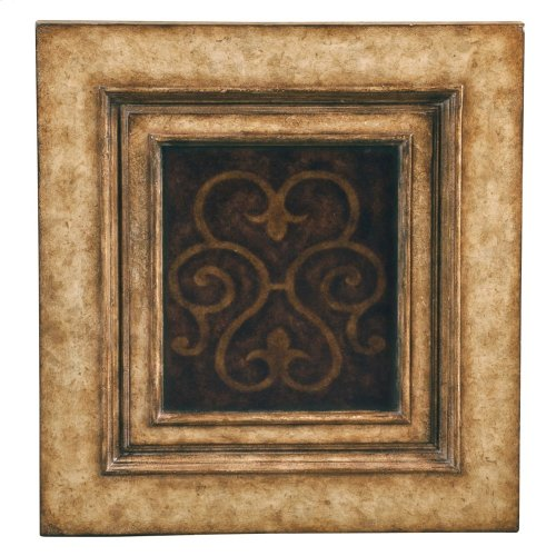 Sedona Small Cabinet - Antique Parchment