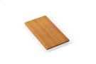 """Cutting board 210049 - Stainless steel sink accessory , 11"""" × 19 1/4"""" × 1 1/2"""" Product Image"""