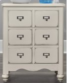 2 Drawer Apothecary Night Stand Product Image