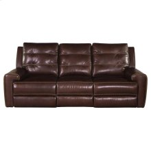 Power Reclining Sofa With Usb and Power Headrest