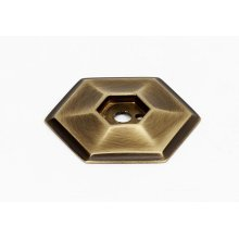 Nicole Backplate A426 - Antique English Matte