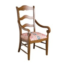 Alton Ladderback Arm Chair