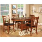 """Dining Table with 18"""" leaf Product Image"""