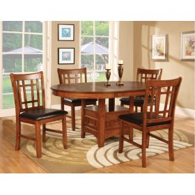 """Dining Table with 18"""" leaf"""