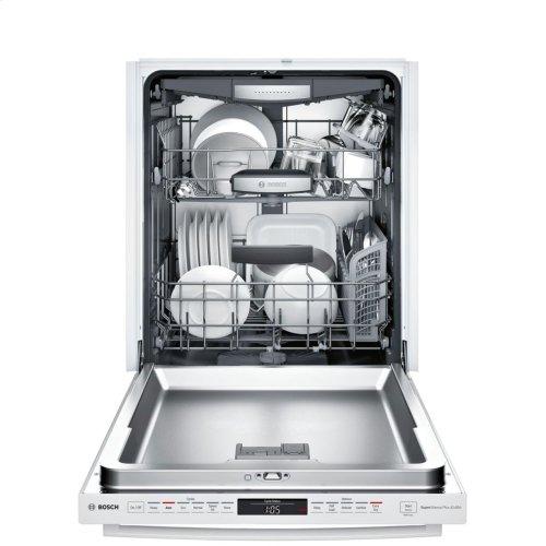 800 Series built-under dishwasher 24'' White SHXM78W52N
