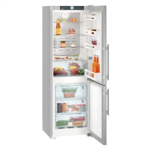 "Liebherr  24"" Fridge-freezer with NoFrost"