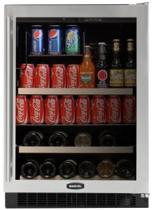 "24"" Marvel Beverage Center"
