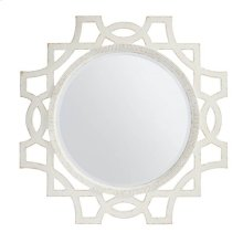 Juniper Dell Accent Mirror in 17th Century White