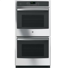 """GE Profile™ Series 27"""" Built-in Double Wall Oven with Convection"""