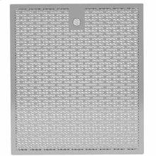 "Type D3 Aluminum Micro Mesh Grease Filter 15.725"" x 16.875"" x 0.375"""
