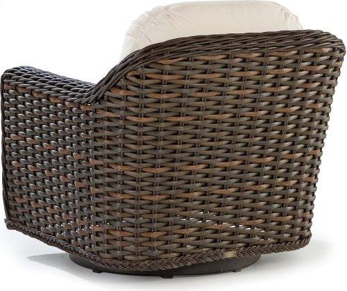 South Hampton Swivel Glider Lounge Chair