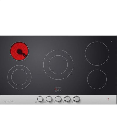 """Electric Cooktop 36"""" 5 Zone Product Image"""