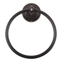 Mandalay Bath Towel Ring - Venetian Bronze