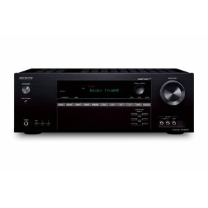 Onkyo5.1-Channel A/V Receiver with Bluetooth