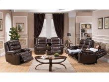 Trenton Mocha Reclining Sofa